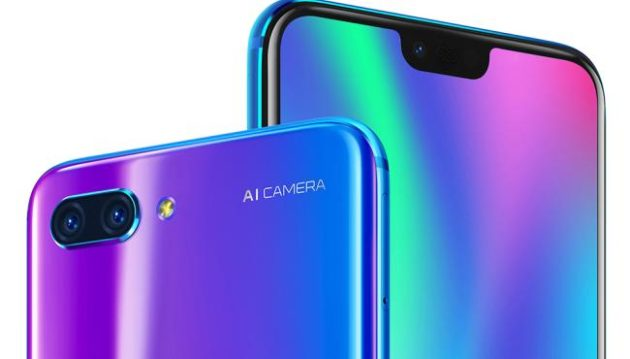 Honor 10: in distribuzione Android 9 Pie in Italia