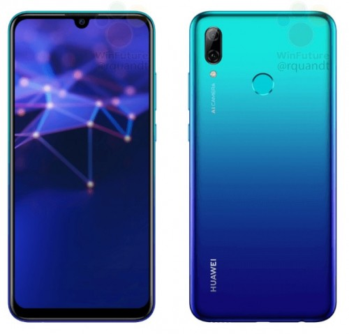 Huawei P Smart 2019: specifiche tecniche su GeekBench