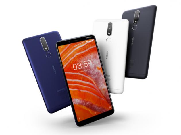 Nokia 3.1 Plus: disponibile in Italia con 3/32GB al prezzo di 209 euro