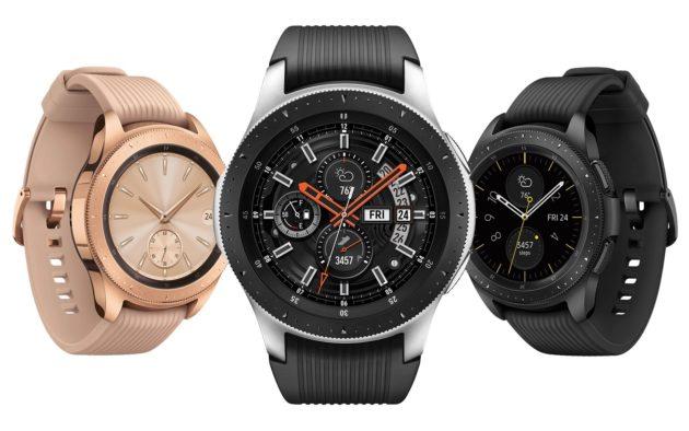 Samsung Galaxy Watch: update migliora le prestazioni e i consumi