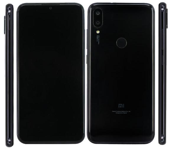Xiaomi: a lavoro su un nuovo smartphone con notch a goccia|Specifiche