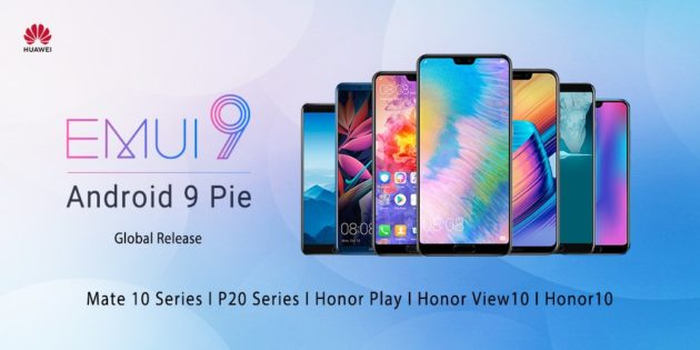 Honor Play: in distribuzione Android 9 Pie