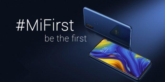 Mi First: Xiaomi Italia vuole dare la possibilità di provare Mi Mix 3 in anteprima