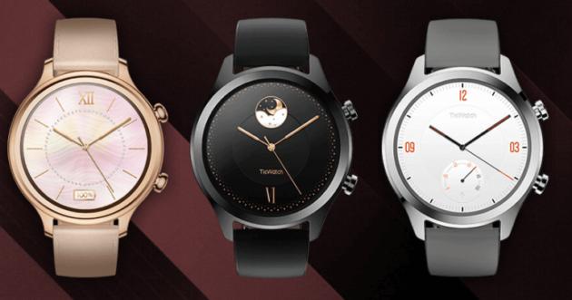 Mobvoi presenta TicWatch C2, uno smartwatch dal design classico