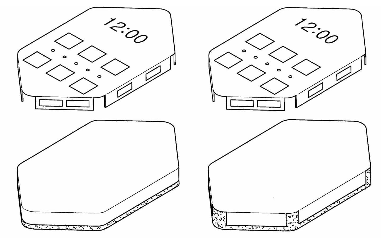 samsung brevetta uno smartphone con il display su tutti i lati