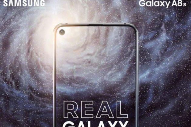 Samsung Galaxy A8s: certificazione Wi-Fi e Android Oreo