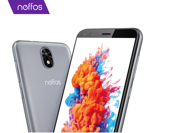 Neffos C5 Plus: il primo Android Go TP-Link