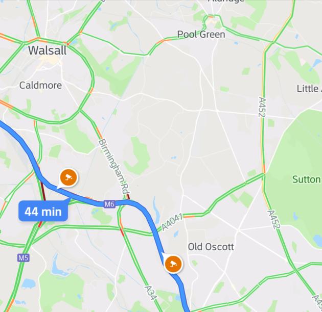 Google Maps: segnala gli autovelox durante il percorso