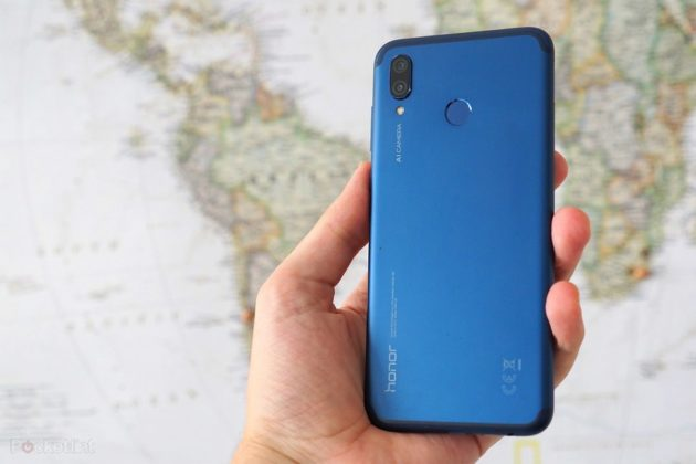 Honor Play: riceve le patch di gennaio 2019