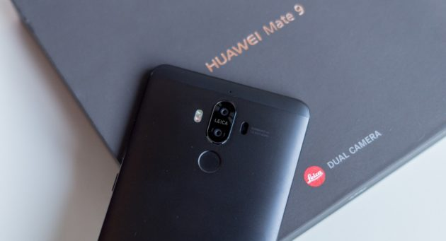 Huawei Mate 9: in distribuzione Android 9 Pie
