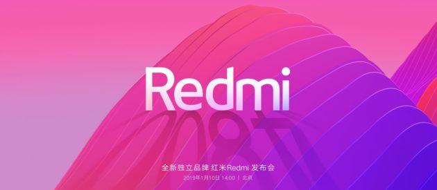 Redmi diventa sottomarca di Xiaomi