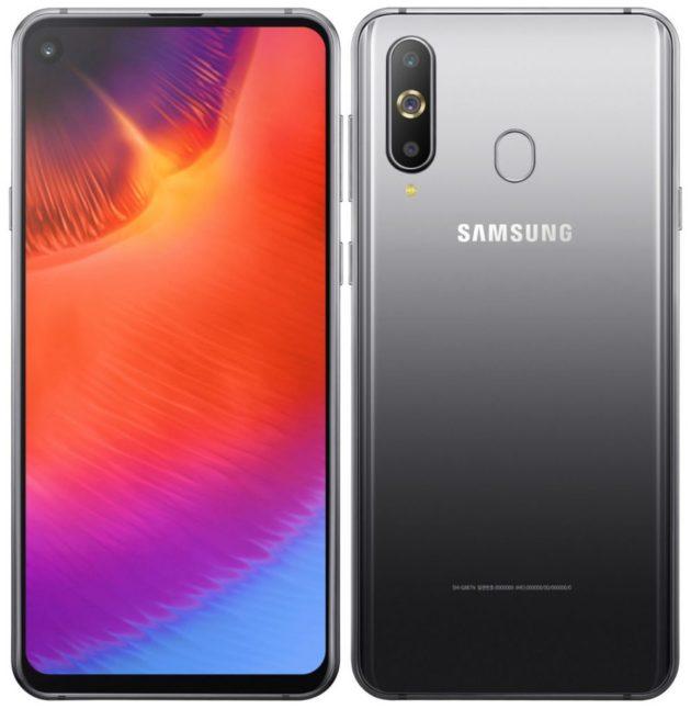 Samsung Galaxy A9 Pro (2019): 6,4