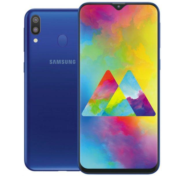 Samsung Galaxy M10 e M20 ufficiali: display Infinity-V a prezzi competitivi