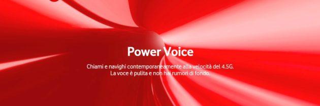 Vodafone: servizio VoLTE gratuito per tutti i clienti