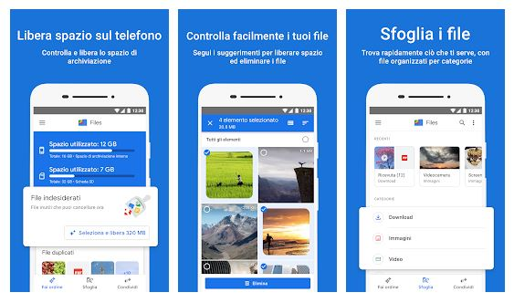 Files di Google raggiunge 100 milioni di download