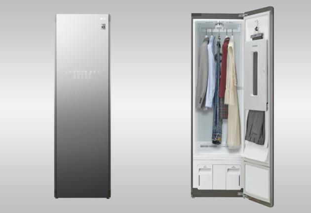 CES 2019: LG presenterà un armadio e uno specchio intelligente