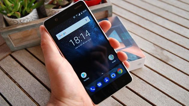 Nokia 5: in distribuzione Android 9 Pie