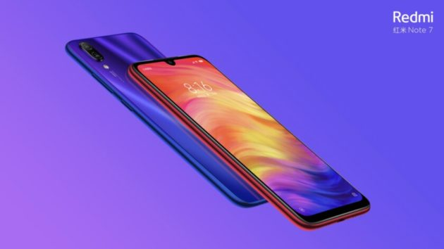 Redmi Note 7: in arrivo una variante da 128GB di memoria interna?