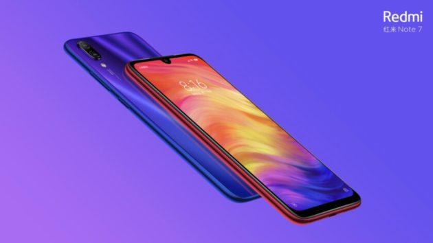 Redmi Note 7: primo smartphone con cam da 48MP
