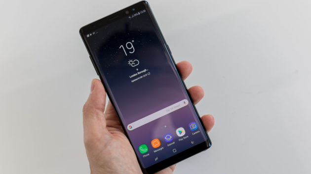 Samsung Galaxy Note 8: in rollout la prima beta di Android 9 Pie