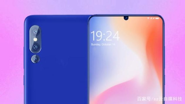 Xiaomi Mi 9: nuovo render con fotocamera da 48 MP