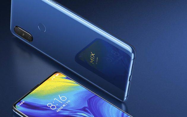 Xiaomi Mi Mix 3 ufficiale in Italia a 549€