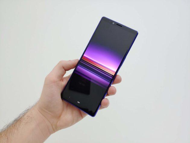 Sony Xperia 1, il reboot della serie che propone per la prima volta in assoluto un display 4k OLED