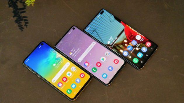 Samsung Galaxy S10 , S10 Plus e S10 E presentati ufficialmente