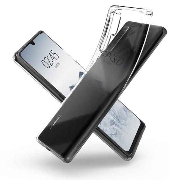 Huawei P30 svelato dalle cover Spigen, presentazione ufficiale a fine marzo
