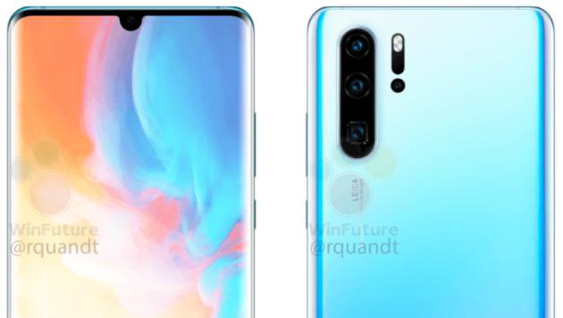 Huawei P30 Pro e P30: spuntano le prime immagini ufficiali