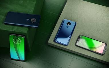 Motorola annuncia i nuovi Moto G7, Power, Play e Plus| Specifiche Complete