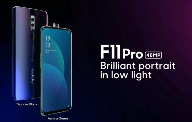OPPO F11 Pro: design completo svelato da un video teaser