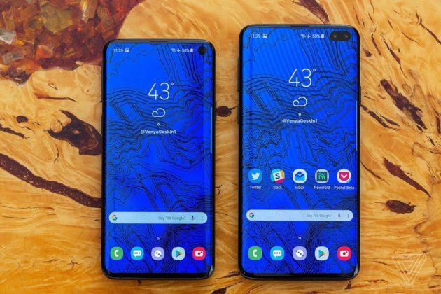 Samsung Galaxy S10 e S10 Plus svelati da un video Hands-on pubblicato per errore