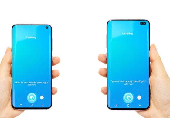 Samsung Galaxy S10 e S10+ avranno fotocamere frontali stabilizzate con 4K 60fps
