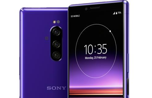 Sony Xperia XZ4: confermata la tripla fotocamera e la colorazione viola