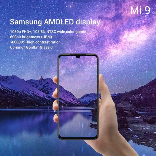 Xiaomi Mi 9: trapelano informazioni sullo schermo, confezione di vendita e Game Turbo