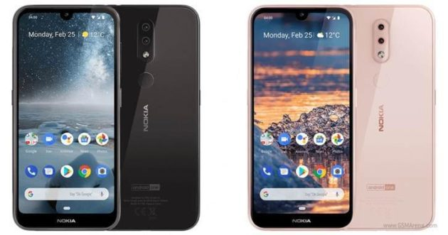 Nokia cala il tris: ecco a voi Nokia 1 Plus, 3.2 e 4.2 | MWC 2019