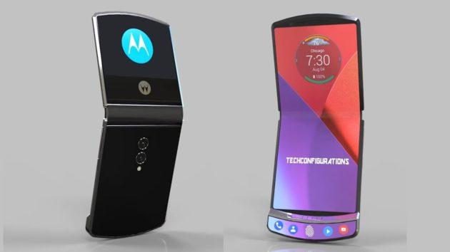 Motorola RAZR: lo smartphone foldable che tutti aspettiamo