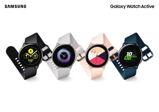 Samsung Galaxy Watch Active disponibile in promozione