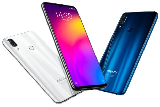 Meizu presenta Note 9 con i suoi 48 Megapixel