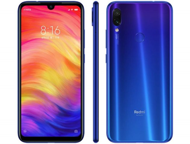 Redmi Note 7 è gia su Amazon a 264,90 €