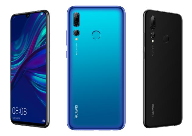 Huawei P SMART+ 2019 ufficiale con tripla fotocamera