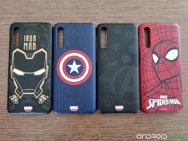 Samsung presenta una gamma di accessori dedicata al nuovo film Avengers: Endgame
