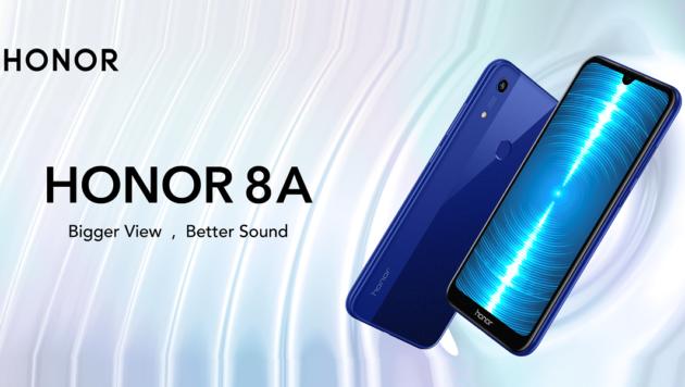 Honor 8A è ufficialmente disponibile sul mercato italiano