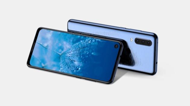 Moto G8 svelato da alcuni render con tripla fotocamera e foro sul display |Video