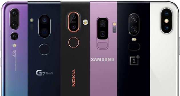 Fotocamere con sensori 100MP entro la fine del 2019?