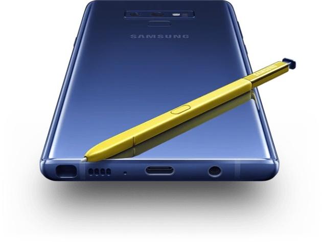 Samsung Galaxy Note 9, S9 e S9+ ricevono in Italia le patch di aprile 2019