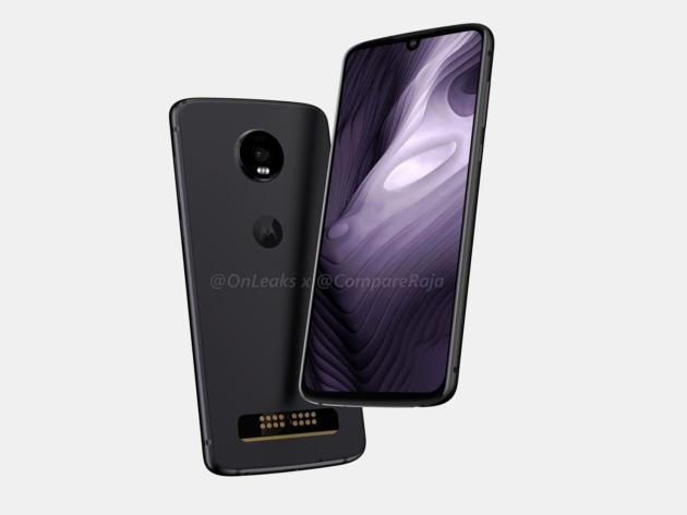 Motorola Moto Z4: e se fosse