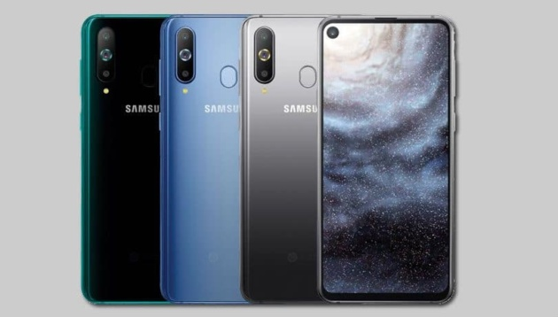 Samsung presenta in Cina il nuovo Galaxy A60