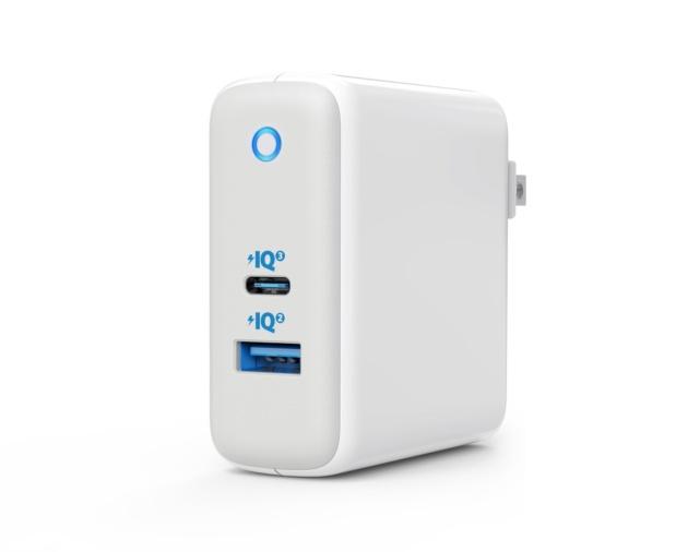 Anker presenta PowerPort+ Atom III, il primo caricabatterie con Power IQ 3.0
